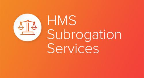 Subrogation Services