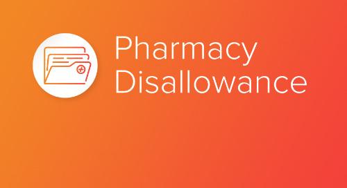 Pharmacy Disallowance