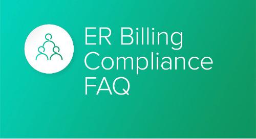ER Billing Compliance FAQ