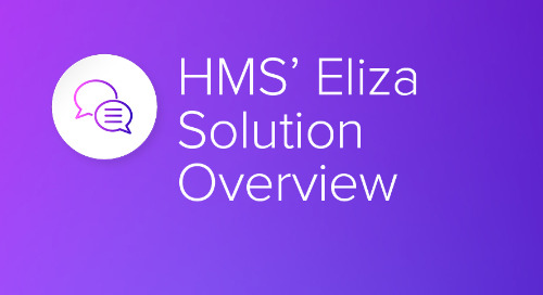 Eliza Solution Overview