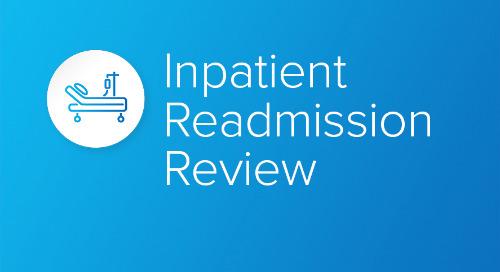 Inpatient Readmission Review