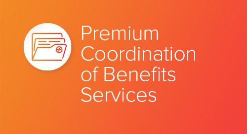 Premium Coordination of Benefits Services