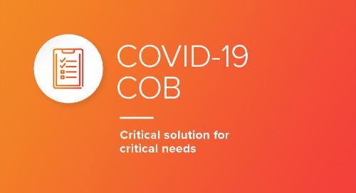 COVID-19 COB