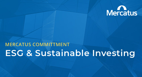 The Mercatus Commitment | ESG and Sustainable Investing