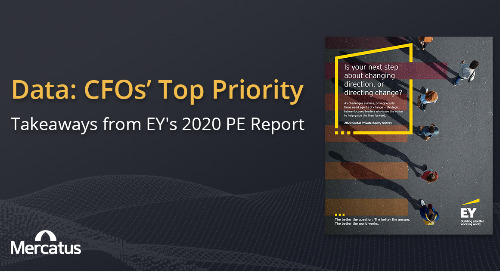 Data: CFOs' Top Priority – Takeaways from EY Survey