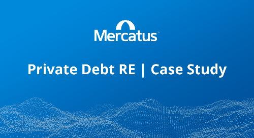 Private Debt RE | Case Study