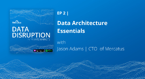 Data Architecture Essentials with CTO, Jason Adams