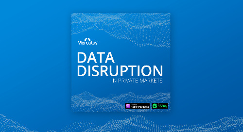 What is Data Disruption by Mercatus?