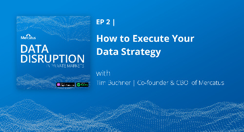 How to execute your data strategy with Tim Buchner