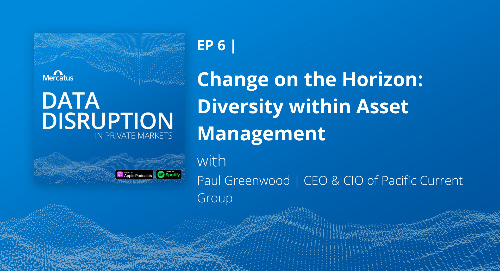 Change on the Horizon: Diversity within Asset Management