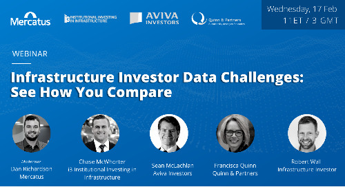 Infra Investor Data Challenges: See How You Compare | Webinar