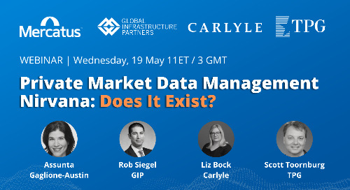 WEBINAR | Private Market Data Management Nirvana: Does It Exist?