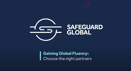 Gaining Global Fluency: Choose the right partners