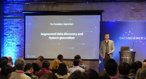 Data Science Salon 2020 - The Next Frontier of Data Science: Automated Feature Generation