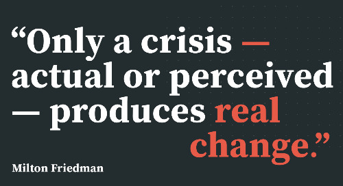 Tomorrow Comes Today – Using External Data to Cut Through the Unpredictability of Crises