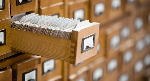 Why You Need Data Catalogs, Not Databases