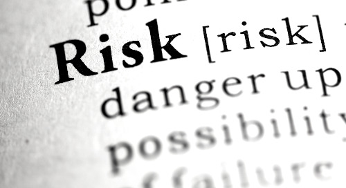 What Happens When The Definition of Risk Changes?