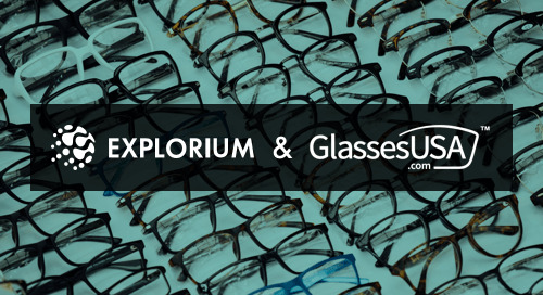 GlassesUSA.com Uses Explorium to Grow Revenue by Double Digits
