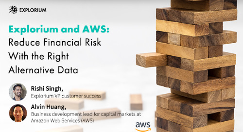Webinar: How to Reduce Financial Risk with The Right Data