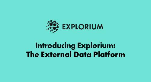 Introducing Explorium: The External Data Platform