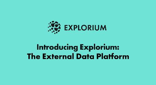 Introducing Explorium: The External Data Platform