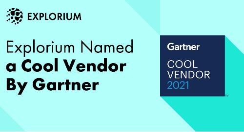 Explorium Named a Cool Vendor By Gartner