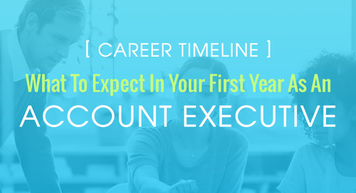 What To Expect In Your First Year As An Account Executive