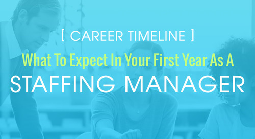 What To Expect In Your First Year As A Staffing Manager