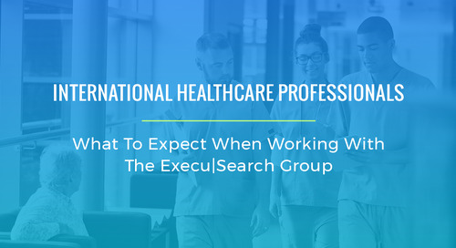 International Healthcare: What to Expect When Working With Us