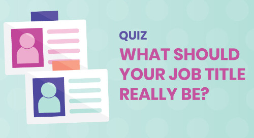 What Should Your Job Title Really Be?