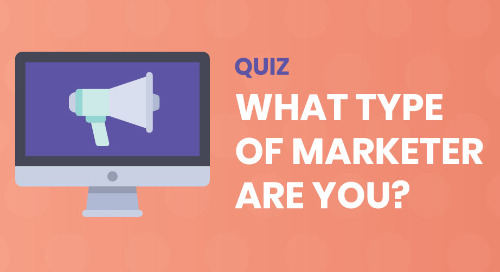 What Type of Marketer Are You?