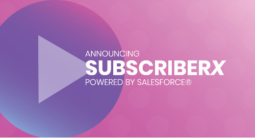 Lev Launches SubscriberX: An Integrated Marketing Solution for Subscriber Experience powered by Salesforce®