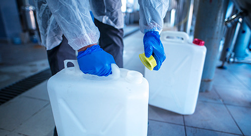 COVID-19 and WHMIS: 7 Disinfectant Do's and Don'ts