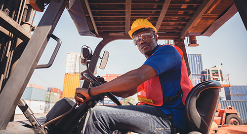 Lift Trucks and Other Lifting Devices