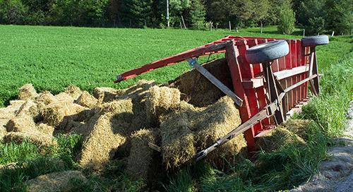 Stop Think Act Program - Farm Safe, Not Lucky