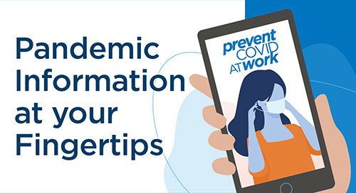 Introducing 'Prevent COVID At Work' - Mobile App