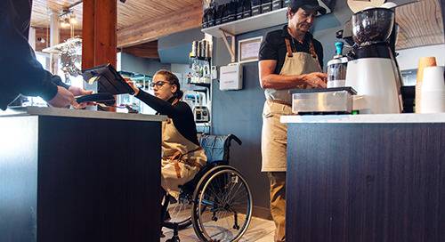 Supporting the employment of young adults with disabilities