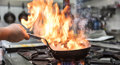 The Risk of Heat Stress in Restaurant Kitchens