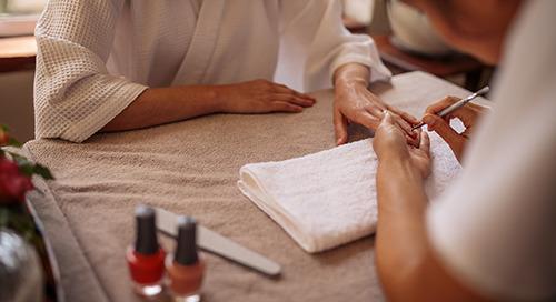 Nail Salon Work