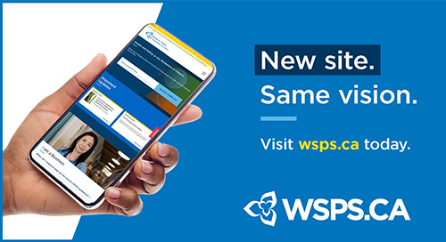 Welcome to the New WSPS.ca