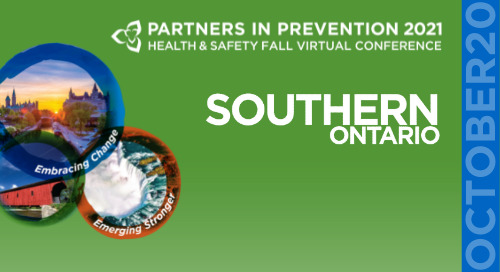 Southern Ontario PIP 2021: Federal Session