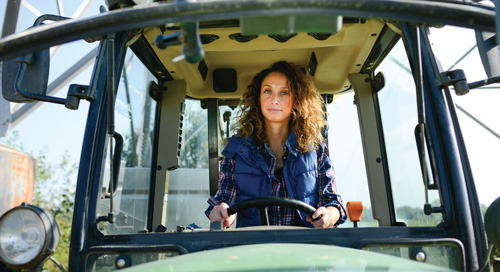 Being a Driving Force for Safety on Your Tractor