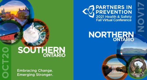 Partners in Prevention 2021 Health & Safety Fall Virtual Conferences