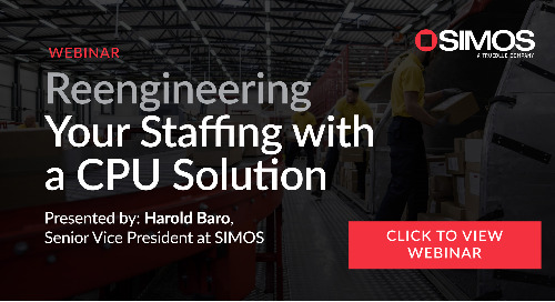 Reengineering Your Staffing With a CPU Solution Webinar