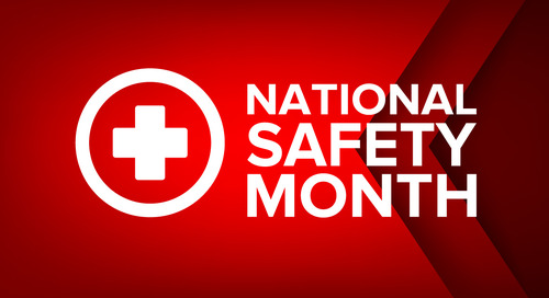 SIMOS Spotlight on National Safety Month