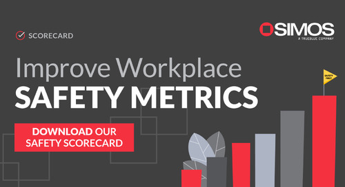 Track critical safety metrics with our safety scorecard