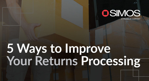 5 ways to improve your returns processing