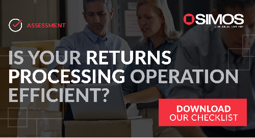 Is your returns processing operation efficient? [Checklist]