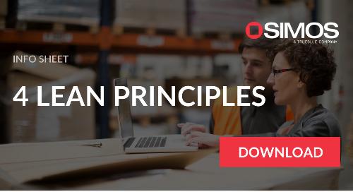 4 Lean Principles Info Sheet