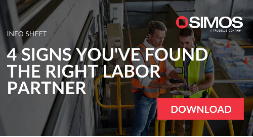4 Signs You've Found The Right Labor Partner Info Sheet
